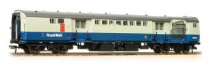 Bachmann 39-426 BR Mk1 Post Office Sorting Van, Blue/Grey Livery with Nets